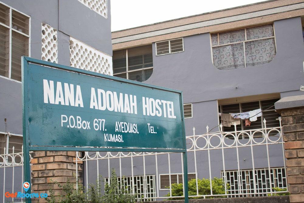 Nana Adomah Hostel