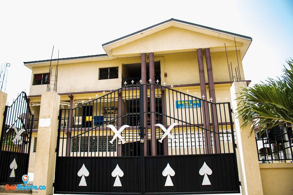 Rising sun hostel