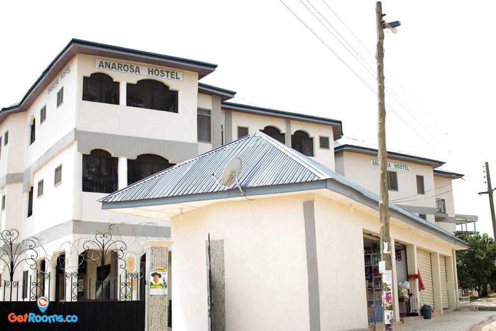 Anarosa hostel