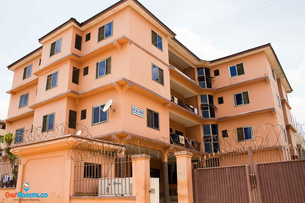 Frontline apartment