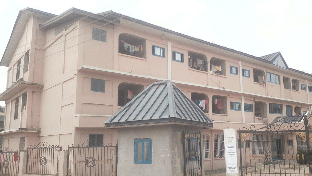 Beacon hostel