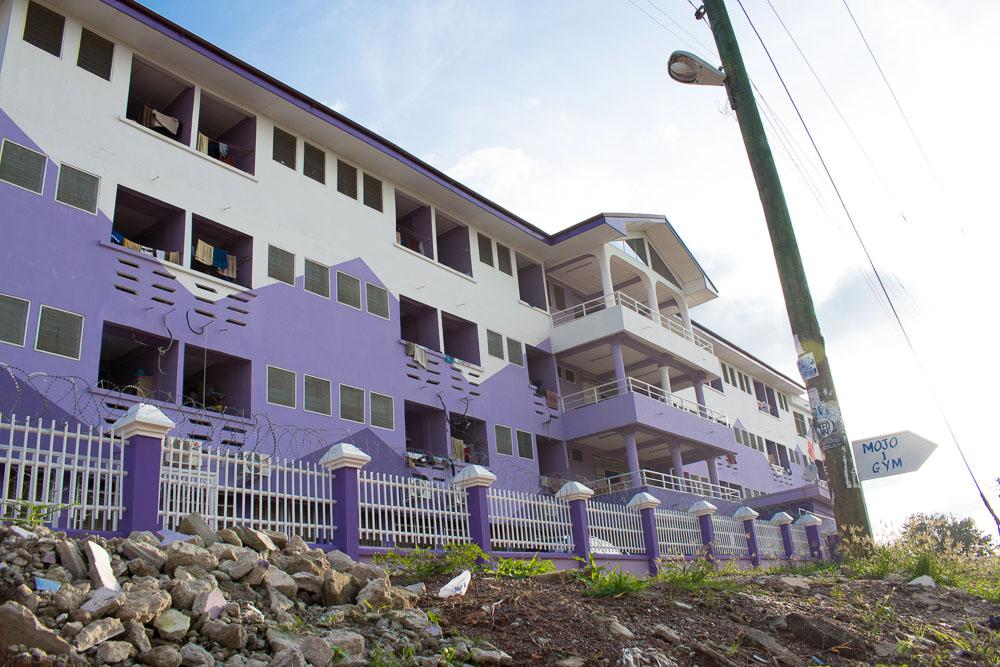Hostels around KNUST