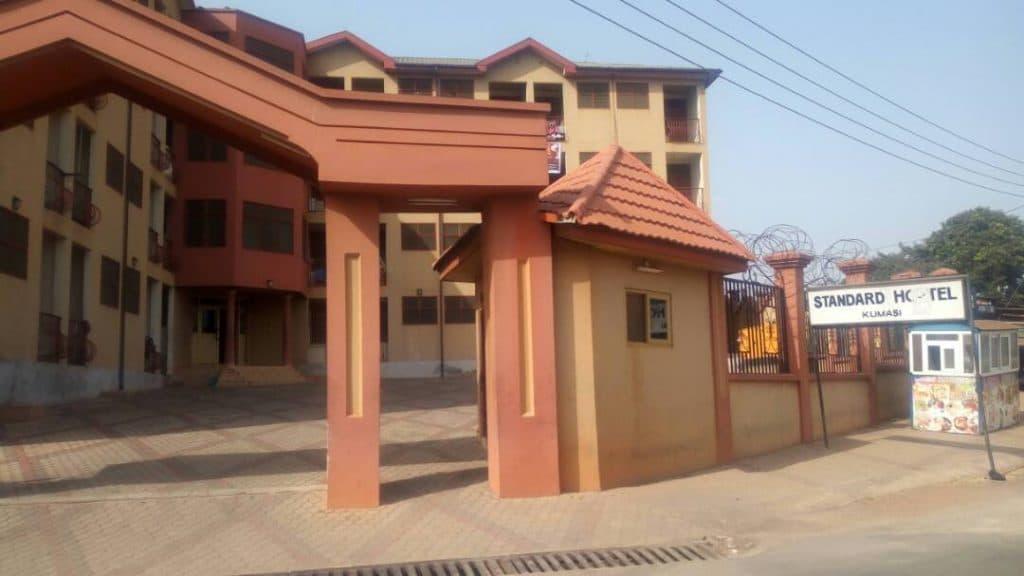 Standard hostel