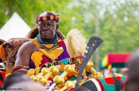 Chief And People Of Sarfo Petition Otumfuo Over Land Issues