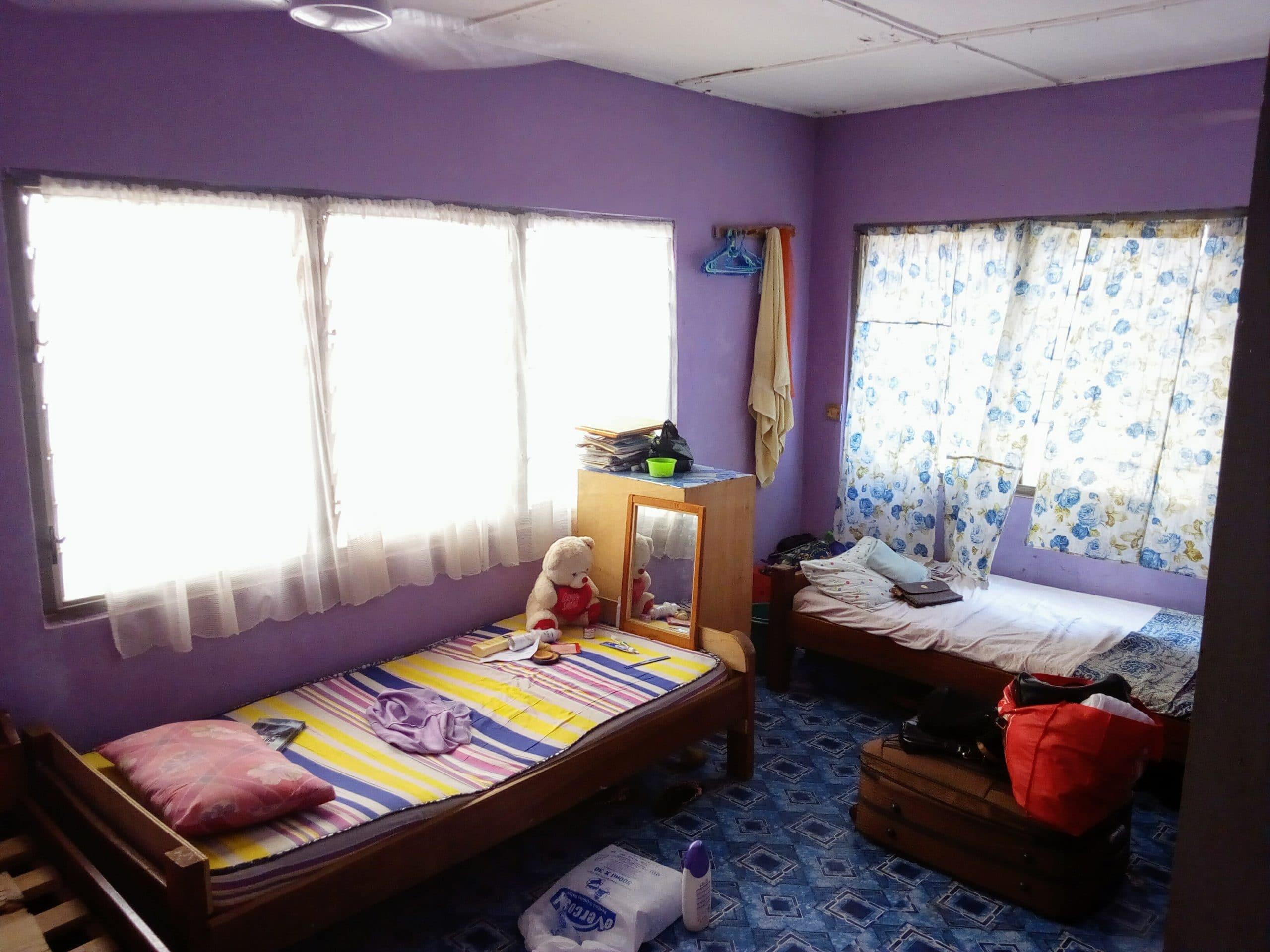 hostel accommodation at AIT ghana