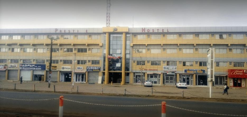 prestige hostel opposite upsa