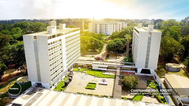 KNUST cut off points 2020/2021