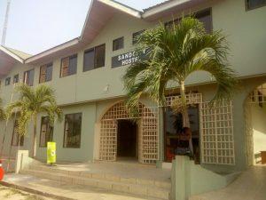 hostels in east legon
