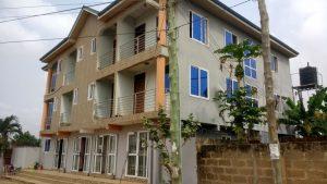 hostels around legon campus