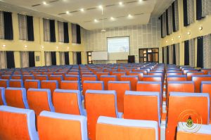 Lecture theater at KNUST School of business