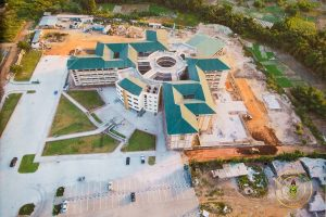 Brunei hostel knust