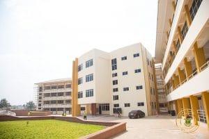 KNUST College Area, Faculties in KNUST