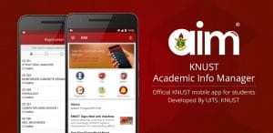 KNUST AIM App, all you need to know about KNUST as a fresher
