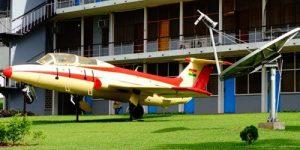 knust aeroplance