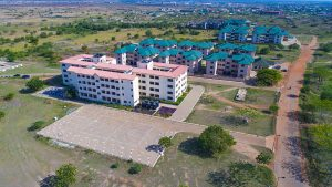 Central University hostels