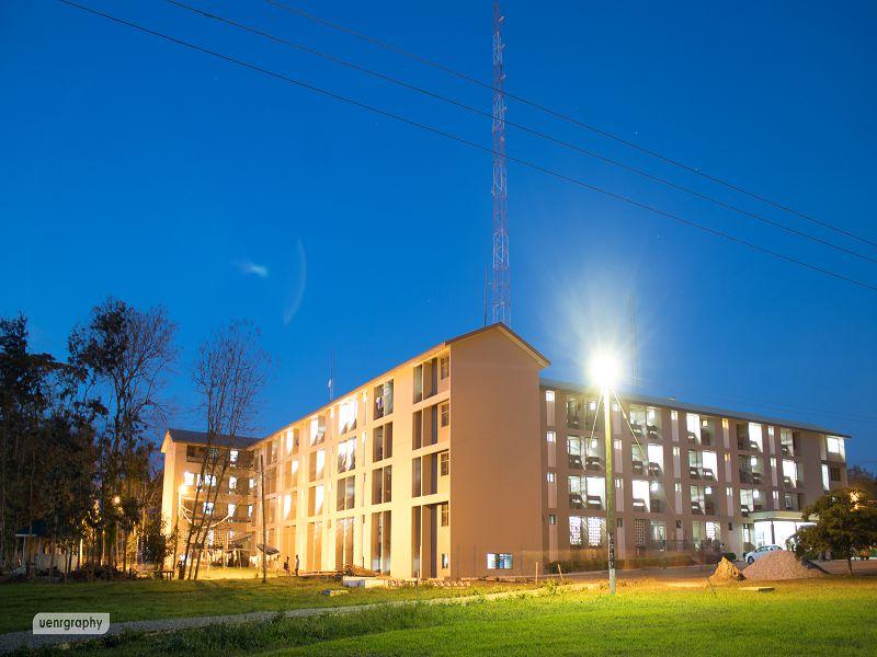 hostels around uenr