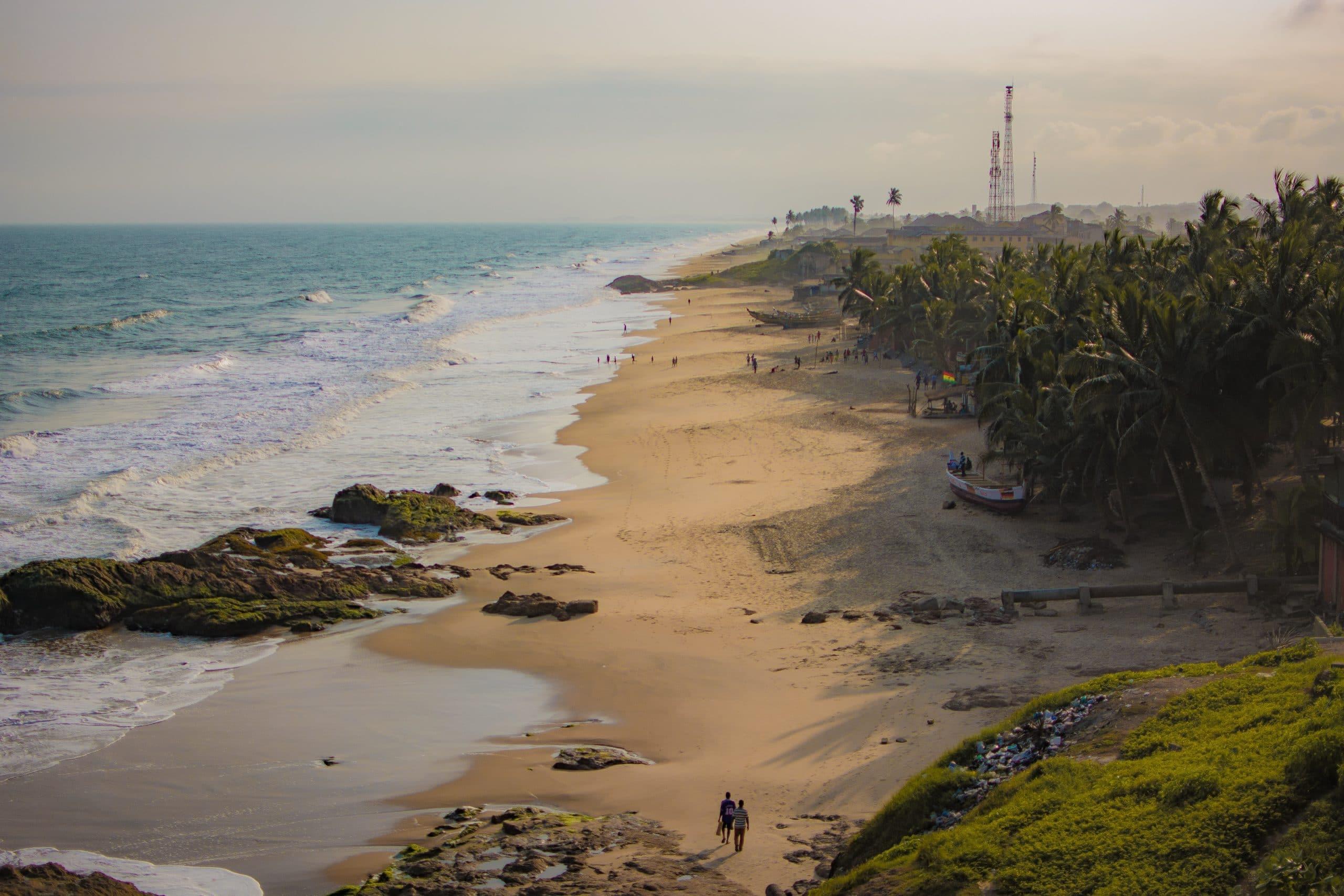 accra beaches